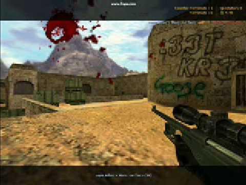 I hate Counter-Strike