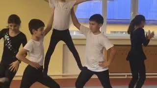 Дом Детского Творчества школы Сафинат и наши талантливые гимнасты
