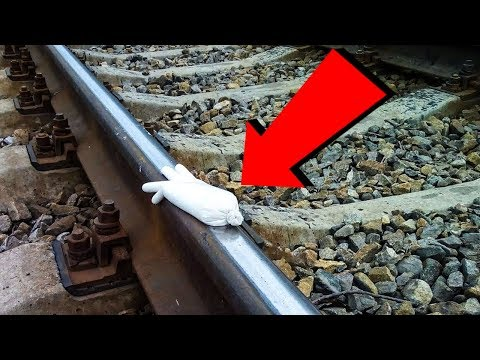 NEVER SALT A RAILROAD TRACK! OR ELSE…