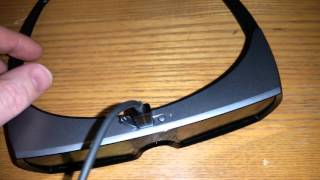 PS3 3D Glasses Won't Charge or Turn On? The Fix