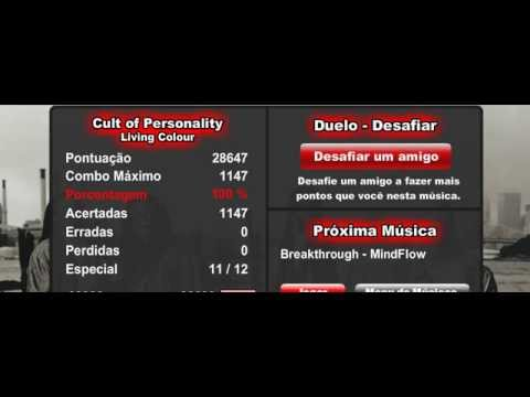 [Guitar Flash] Cult of Personality - Living Colour - Hard (Difícil) 100% - Parte 2