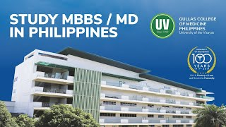 MBBS in Philippines | US Affiliated | 3000+ Students Trusted | UV Gullas College of Medicine | ATMIA