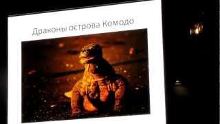 Драконы острова Комодо, Дмитрий Виноградов часть-1