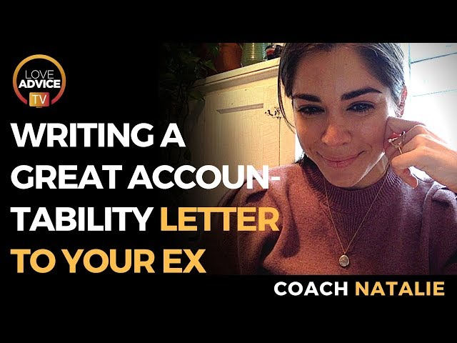 5 Tips on How To Write A Great Accountability Letter