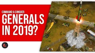 Should You Play Command & Conquer: Generals in 2019?