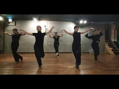 송탄 평택 댄스학원 [JS댄스스쿨] 왁킹중급반 WAACKING / Fleur East_Gold Watch