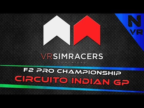 Assetto Corsa - F2 PRO CHAMPIONSHIP (Circuito INDIAN GP)