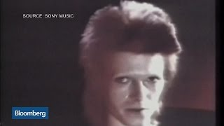 David Bowie: The Man Who Brought Music to Bonds