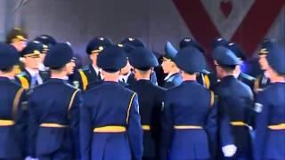 Белорусскую Роту почетного караула искупали в овациях на Красной площади(Дебют белорусской роты почетного караула в Москве - событие, вспоминать о котором будут и годы спустя. Высту..., 2013-09-09T11:39:29.000Z)