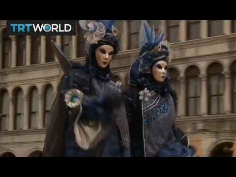 Showcase: Carnival in Venice