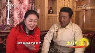 《生财有道》 20191122 四川稻城;生态美 风情浓 财路通  CCTV财经