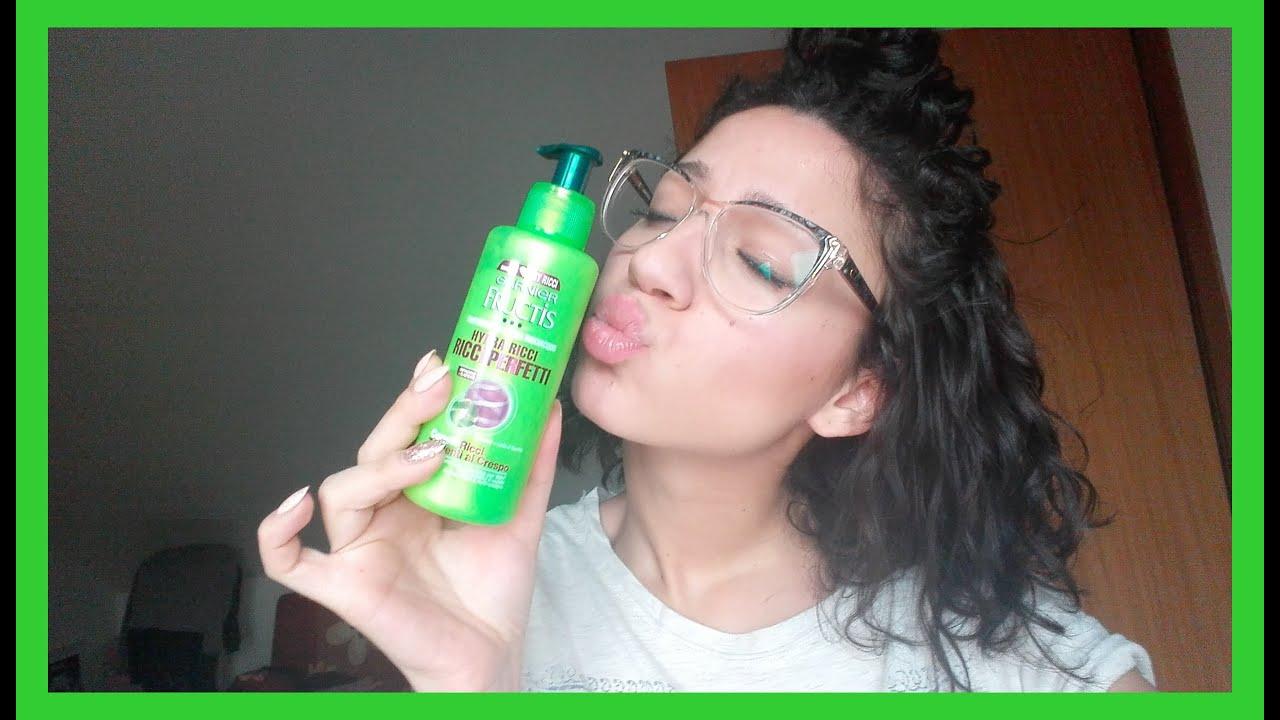 Fructis capelli ricci