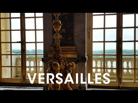 You Asked Me To Go Into Versailles - I Delivered