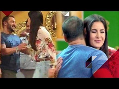 OMG! Salman Khan SPENDS 2 Hours In Katrina Kaif's Vanity Van | Bollywood Gossip