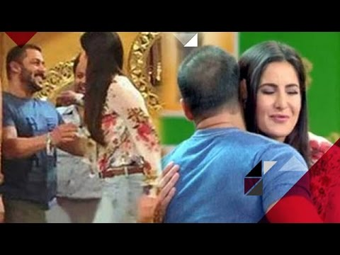 OMG! Salman Khan SPENDS 2 Hours In Katrina Kaif's Vanity Van   Bollywood Gossip thumbnail