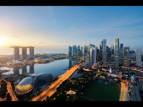 Singapur la Ciudad Estado