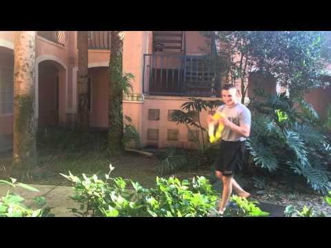 Army Enrique Hernandez ALS Challenge Part 2 (Don't forget your PT Belt)