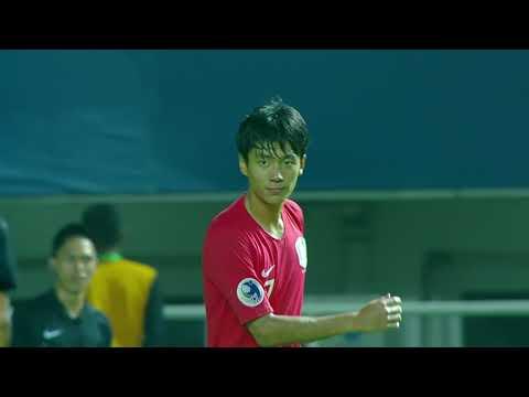 Korea Republic 1-2 Saudi Arabia (AFC U19 Indonesia 2018 : Final)