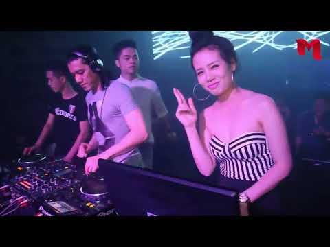 DJ Trang Moon 2018 Nhạc SĂn Cá»±c Mạnh 2018   Bass Đáºp Tức Ngá»±c DĂnh Cho ÄĂ¡m CÆ°á»›