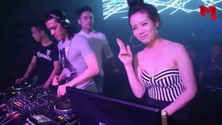 DJ Trang Moon 2018 Nhạc SĂn Cá»±c Mạnh 2018   Bass Đập Tức Ngá»±c DĂnh Cho ÄĂ¡m CÆ°á»›