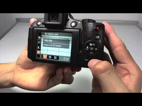 Canon PowerShot SX50 HS - Análisis  - Español