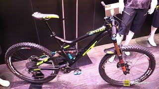 2017 GT Bicycles Sanction Team Mountain Bike - Walkaround - 2016 Eurobike