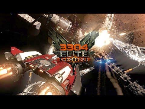 3304 Elite Dangerous  Voice Acted Scenarios, Infinite Probes Poll, Galactic Region Names