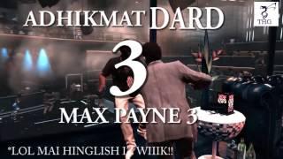MAX PAYNE 3 GIVEAWAY! - THE HINDI GAMER