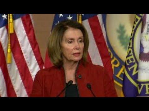 Pelosi continues to slam Americans' bigger paychecks