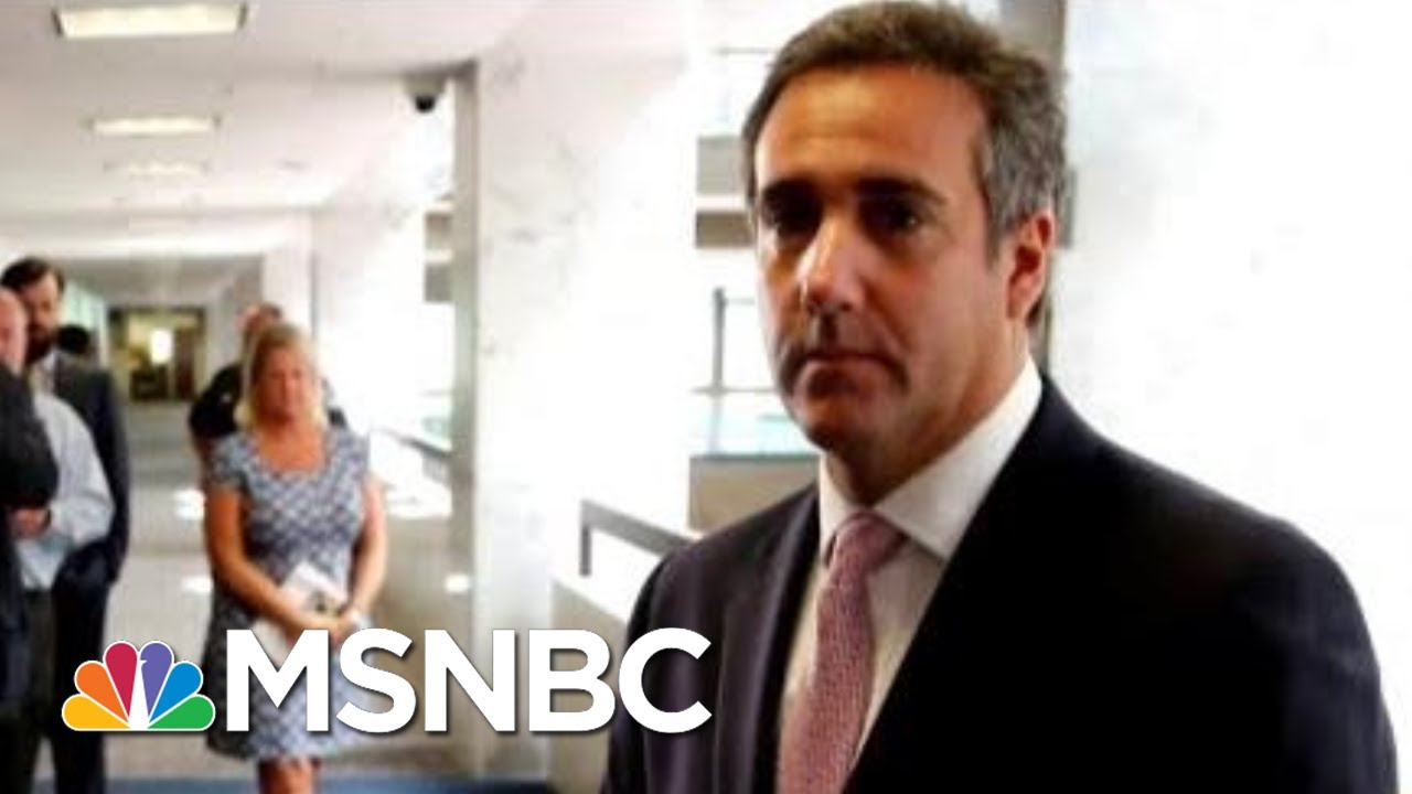 Lanny Davis: Tapes Won't Hurt Michael Cohen | Hardball | MSNBC