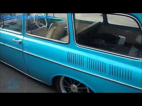 VW Volkswagen Squareback 1973