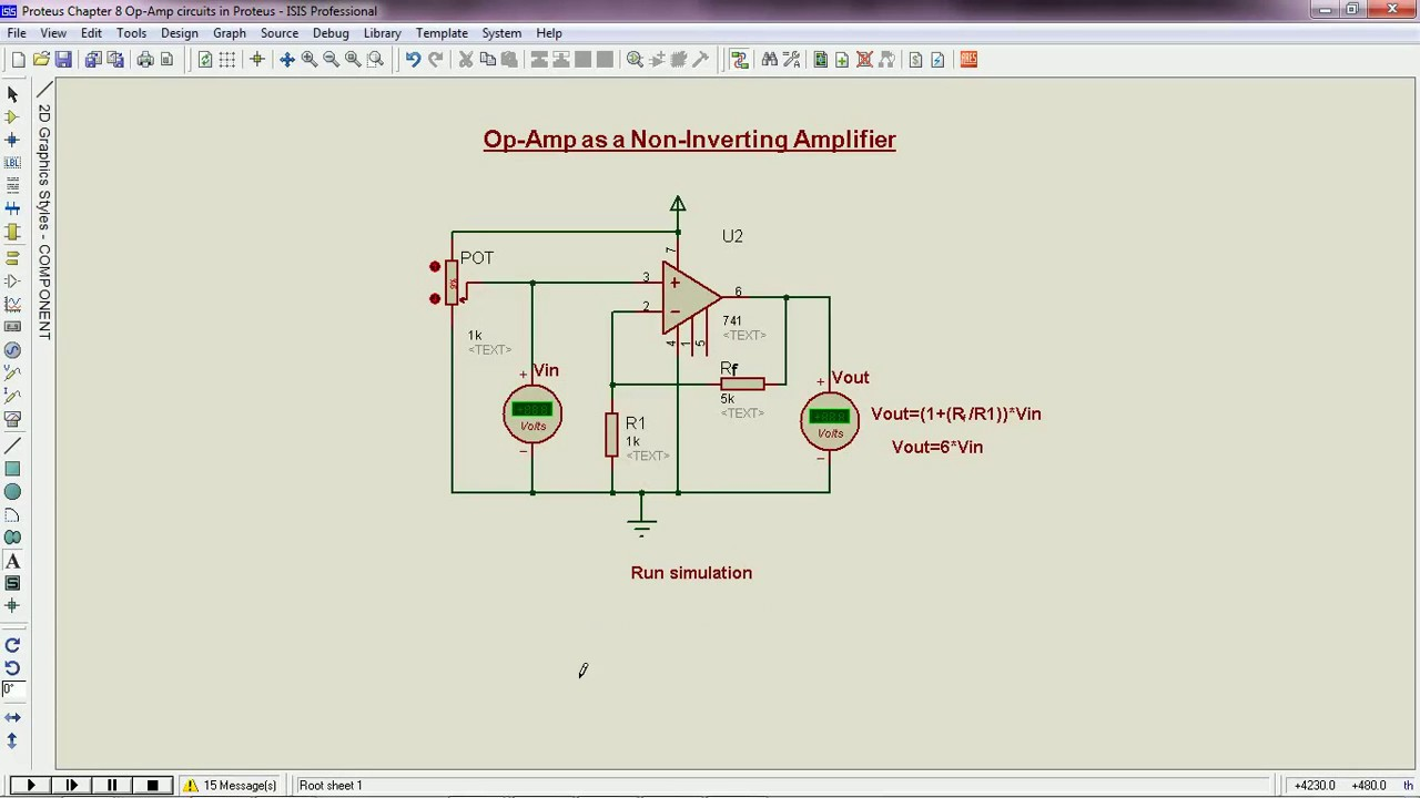 small resolution of op amp circuits in proteus electronic circuits and diagrams electronic projects and design
