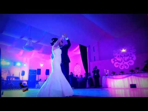 """Our First Beautiful Wedding Dance - """"Thinking Out Loud"""" by Ed Sheeran"""
