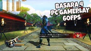 PERFECT!! SENGOKU BASARA 4 ON PC GAMEPLAY IN 4K upscale Resolution ( RPCS3 i5 9600K )