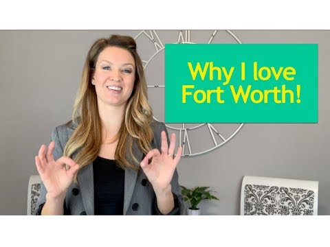 Why move to Fort Worth Texas? Top 5 reasons I love Fort Worth TX!