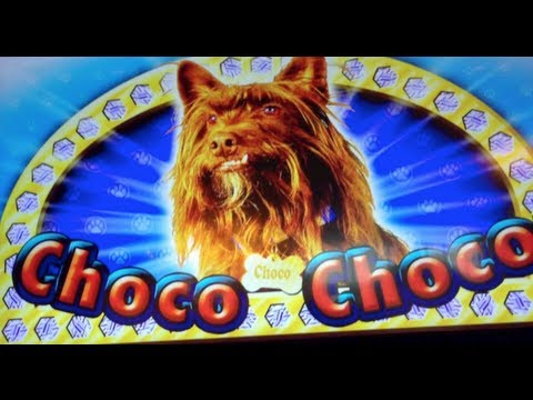 choco choco slot machine