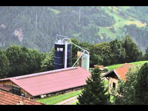WWOOFing Switzerland: The Lone WWOOF in the Swiss Alps