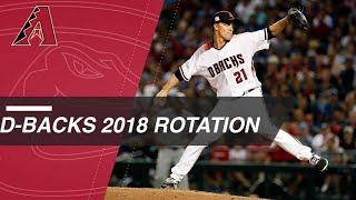 Take a look at the projected 2018 D-backs rotation