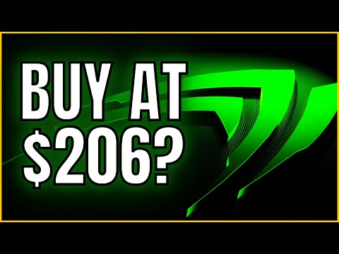 🔥📈 Is Nvidia (NVDA) Stock a DEAL at $206?? BEST Chip Stock to OWN?! Fundamental & Technical Analysis