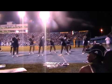 JSU Cheerleaders Fight Song