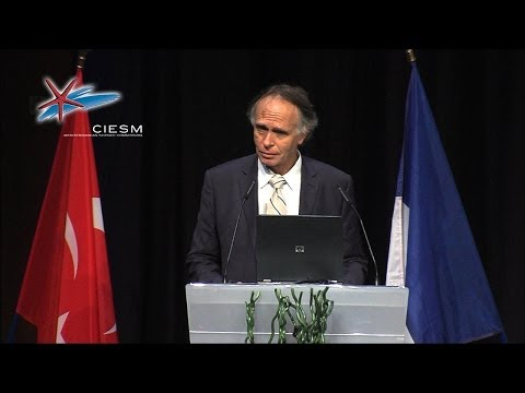 Frederic Briand - inaugural speech on Marine Science & Governance