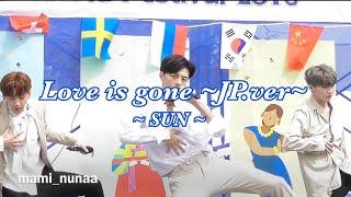 18.09.23 MAP6 《Love is gone ~JP.ver~》SUN(?)CAM @神戸ワールドフェスティバル2018