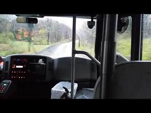 """SEVT """"MOOver"""" 10 (eastbound): South Rd, VT 9 to Marlboro College"""