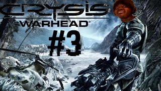EMP GRENADE LAUNCHER| Crysis Warhead Gameplay - Part 3 (PC)