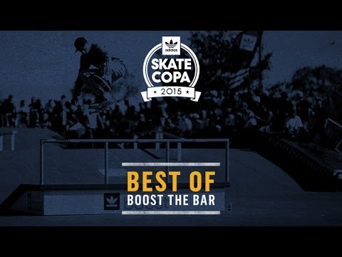 Adidas Skate Copa 2015 - Best Of Boost The Bar