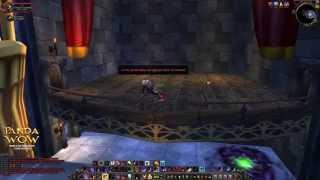 World of Warcraft: Solo Karazhan as a Warlock @ http://pandawow.ru/
