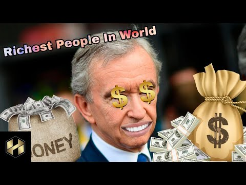 Top 10 Richest People In The World 2018 | The Hanes