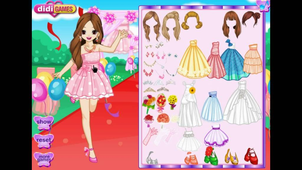 Princess Fashion Dress Up Game Y8 Online Games By