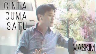 Download Lagu Maleversion & original key ) CInta cuma satu - nindy / cover by Maskim mp3