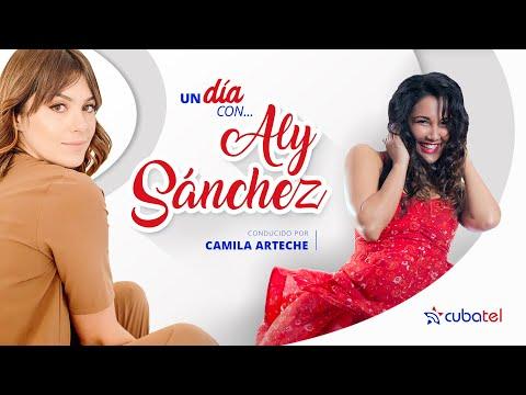 Camila Arteche entrevista a Aly Sánchez